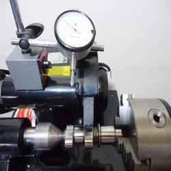 Máquina usinagem cotar