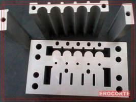 Eletroerosão a fio usinagem
