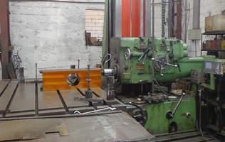 Mandrilhadora CNC