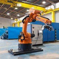 Robô CNC