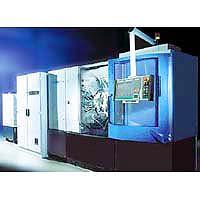 Torno multifuso CNC com força de N4500