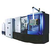 Torno multifuso CNC