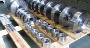 Usinagem de aço inox