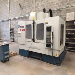 Manutenção de máquinas cnc