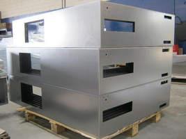 Puncionadeira hidráulica CNC