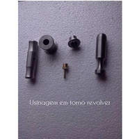 Usinagem torno revolver