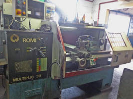 Torneamento CNC
