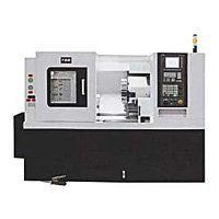 Torno CNC com diâmetro de 550 mm